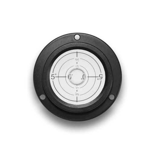 Our C0008-A precision bullseye bubble level is 3.15 in. in diameter. With a clear bubble and 4 concentric rings the C0008-A makes it easy to get a quick and accurate reading.