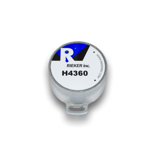 The highly accurate H4360 electronic inclinometer provides 360 degree total measurement along a single axis in a rugged environmentally protected metal housing. The sensing package incorporates a MEMs sensing element and integrated temperature compensation over the industrial operating range of –40° to +85°C.