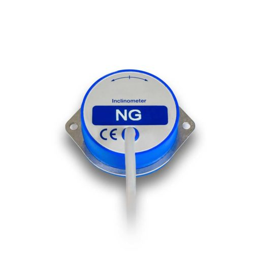 The Seika NG Series of electronic inclinometers are liquid capacitive gravity based sensors with integrated sensor and excitation electronics. These sensors come in three different degree ranges: ±10° , ±30° , and ±80°. Each degree range is available in current and voltage output.