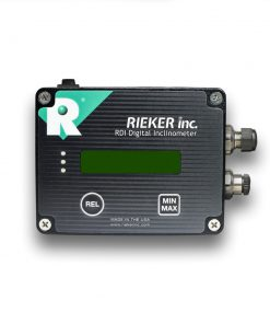 The RAD14-FLX-B Remote Angle Display System provides remote angle monitoring. This is a display ONLY.