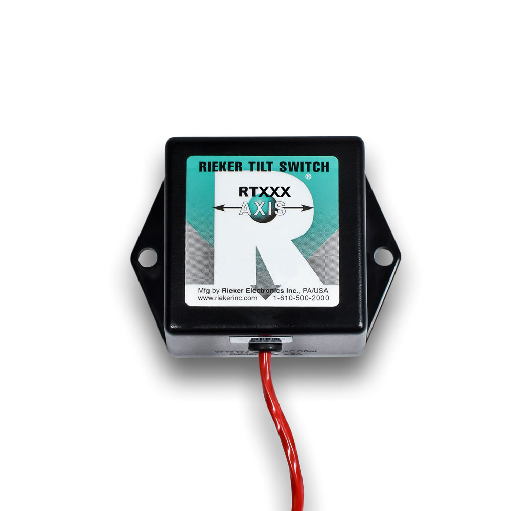 RT Tilt Switch Slope Alert series of inclinometers.