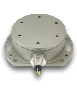 Image of an XB sensor package - pressure, seawater, and corrosion resistant stainless steel sensor enclosure.
